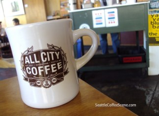 All City Coffee, Coffee in Georgetown, Seattle, Georgetown Seattle