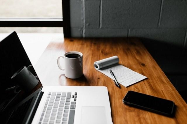 start a coffee blog