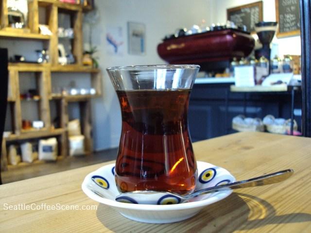 Seattle Coffee, Coffee Mind, Coffee Shop