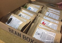 bean box - seattle coffee