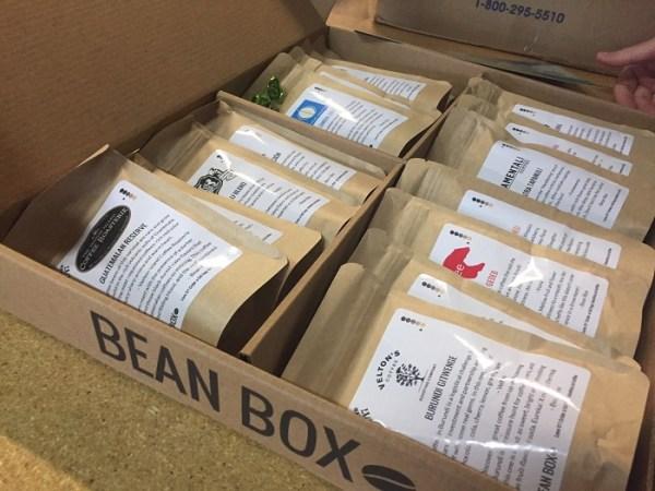 bean box - seattle coffee