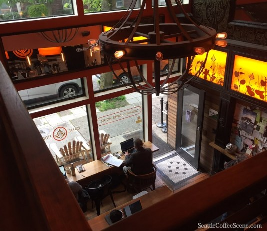 Seattle Coffee, Caffe Fiore, West Seattle Coffee