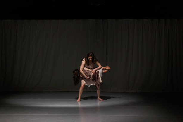Intrepidus Dance in Holly Logan's HUMAN Photo by Alessandra Arendt Photography