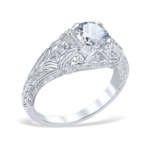 Engagement Ring #8067 by Whitehouse Brothers