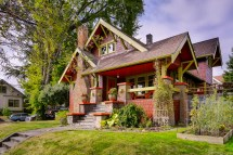 26th Ave. Vintage Craftsman Full Size - Seattle