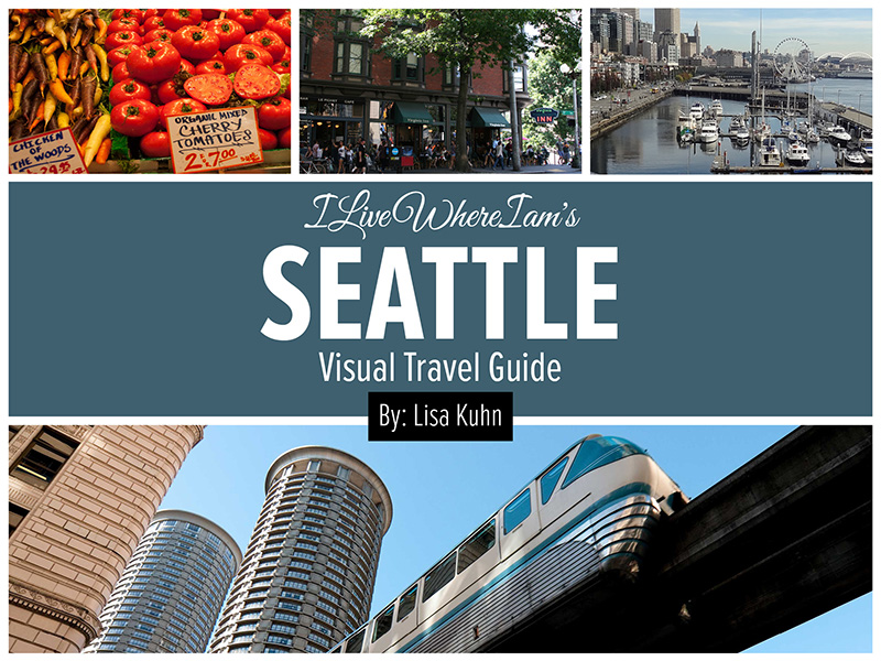 Seattle Visual Travel Guide