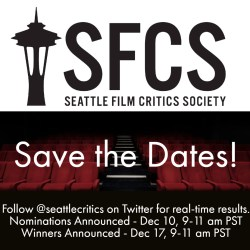 Seattle Film Critics Society - The official website of