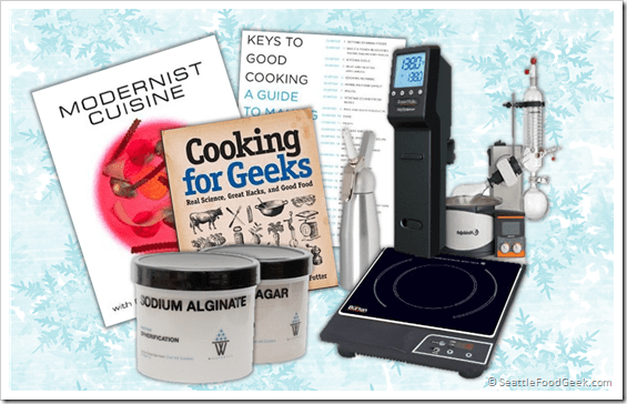 food geek christmas gifts
