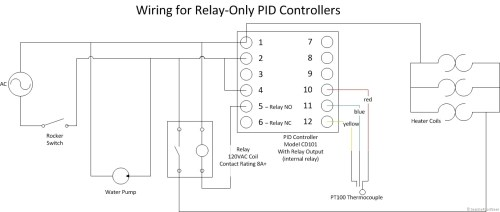 small resolution of circuit diagram for relay out