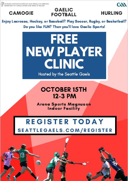 Seattle Gaels New Player Clinic