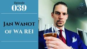 SIC 039: Jan Wanot of WA REI