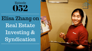 SIC 052: Elisa Zhang on Real Estate Investing & Syndication with Julie Clark and Joe Bauer