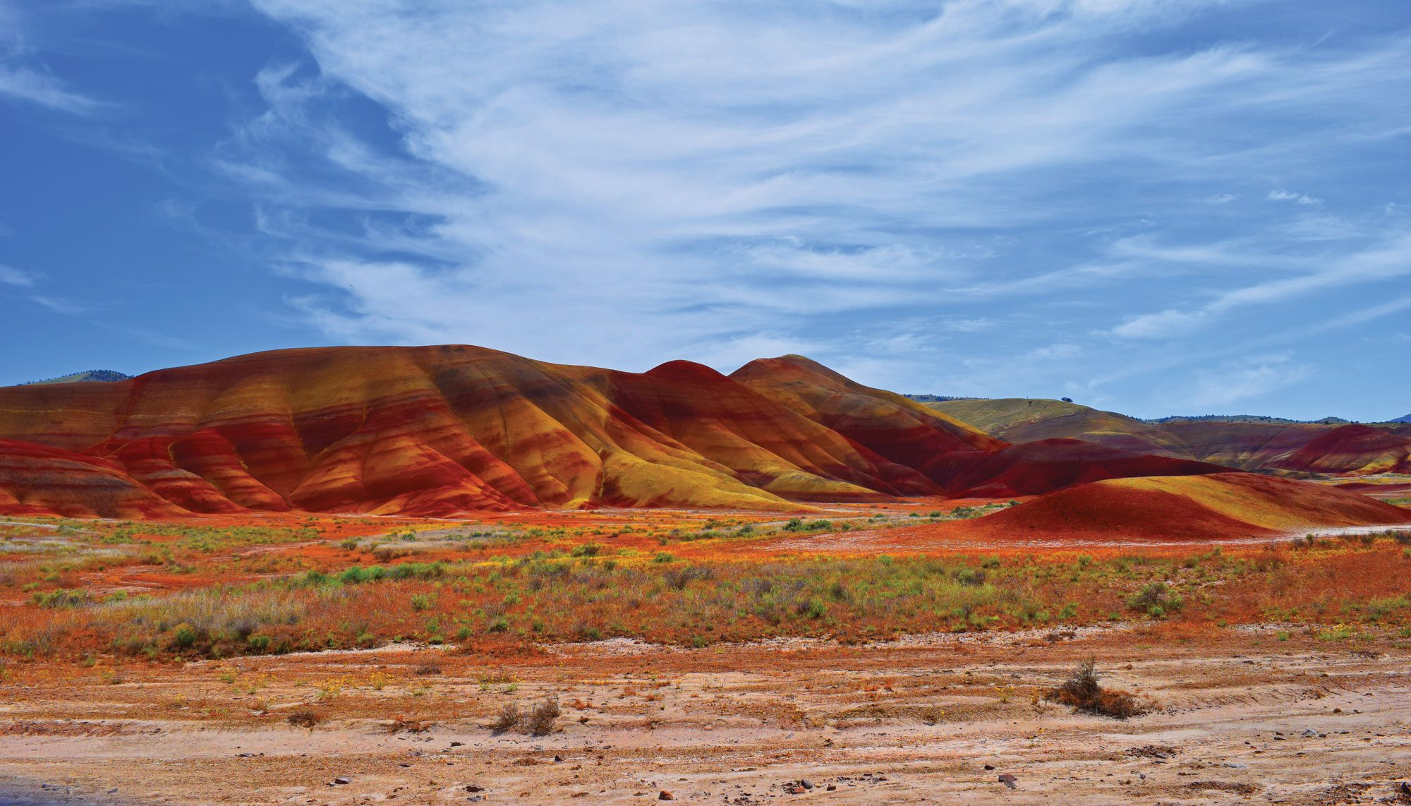 oregon s painted hills