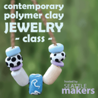 Polymer clay class-02