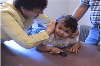 Qigong Massage for Children With Autism