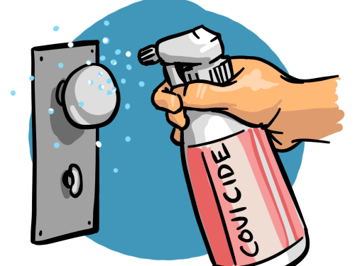 Covicide Spray