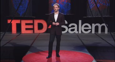 Justin Feinstein at Ted Talk