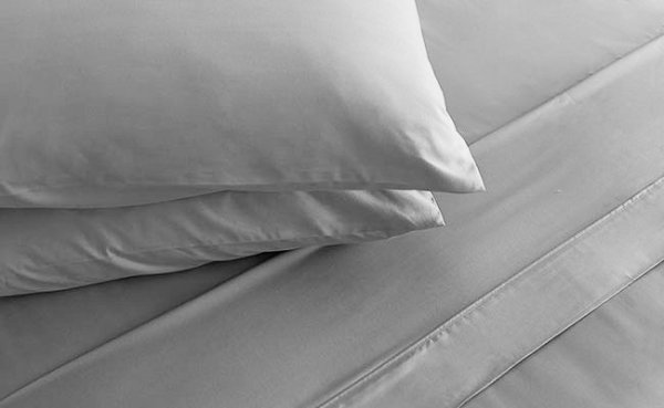 sheet set dove grey