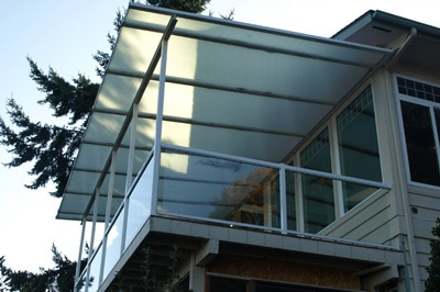 Patio Cover, acrylic patio cover