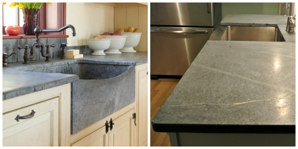 MIRASOL BLACK  SEATTLE SOAPSTONE