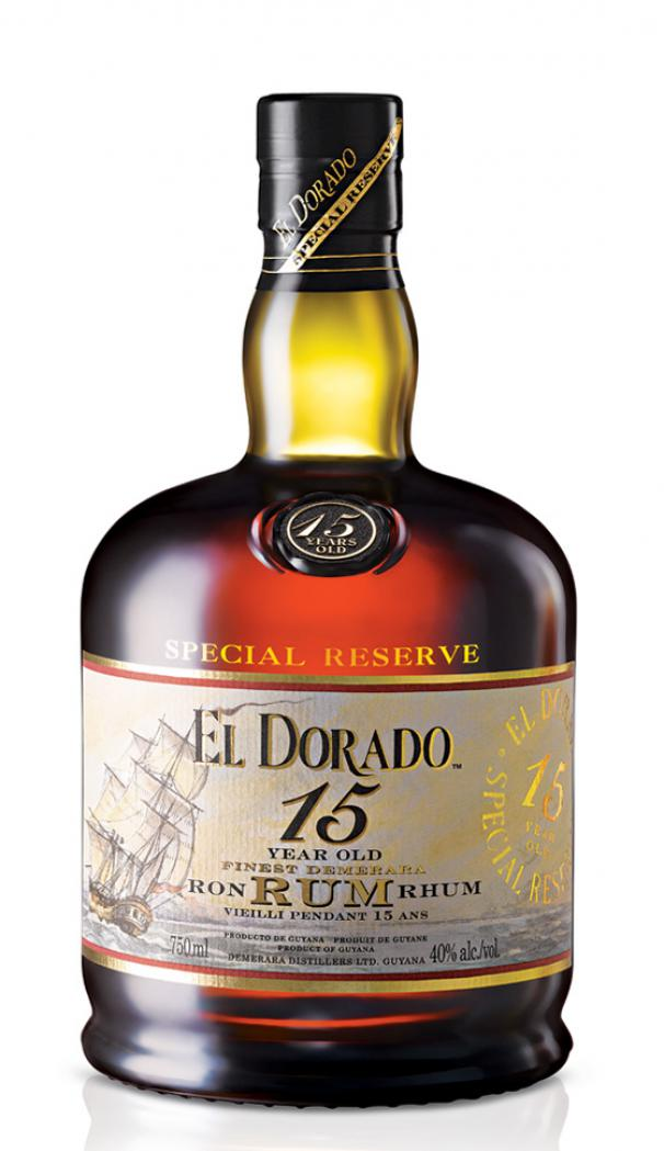 El Dorado 15 Year Old Guyana Ratings And Tasting Notes