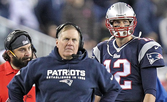 New England: A bunch of cheaters; Or experts at the art of pushing the boundaries
