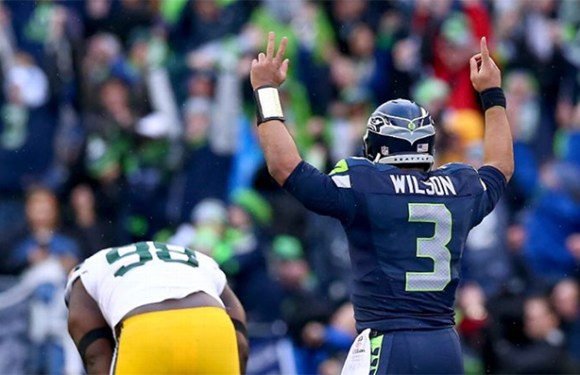 Seattle Seahawks: Danger-Russell Wilson and Seahawks agree to extend contract.
