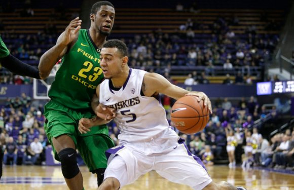 College Basketball: Washington Huskies vs. Oregon Ducks