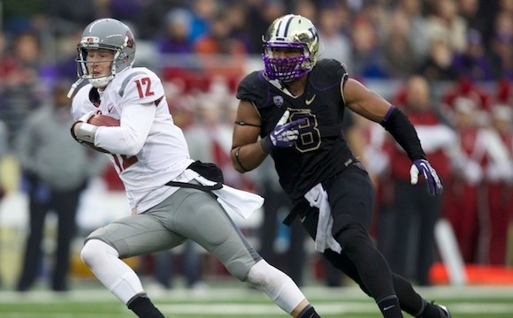 Washington Huskies: Hau'oli Kikaha taken in 2nd round by New Orleans Saints