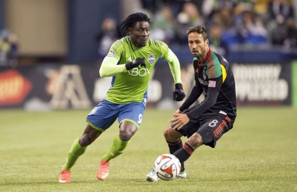Sounders FC: Potential Disaster Looms as Sounders FC Await X-Ray Results for Obafemi Martins
