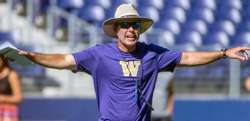 Husky Football: Next Dawg Up