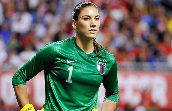 US Women's National Team: Hope Solo is the best in the World at what she does