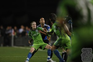 MLS 2011 - Apr 02 - Sounders at Earthquakes