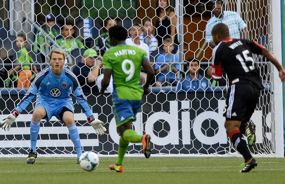 "Seattle Sounders: The other Washington ""United"" meet the Rave Green Depleted"