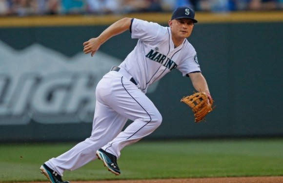 Seattle Mariners:  Kyle Seager Gold Glover, Slugger, and Toddler-saving Hero?