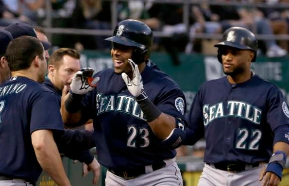 Seattle Mariners:  M's display Fireworks on Friday, but still struggle to get the offense going splitting 2 games vs. Oakland