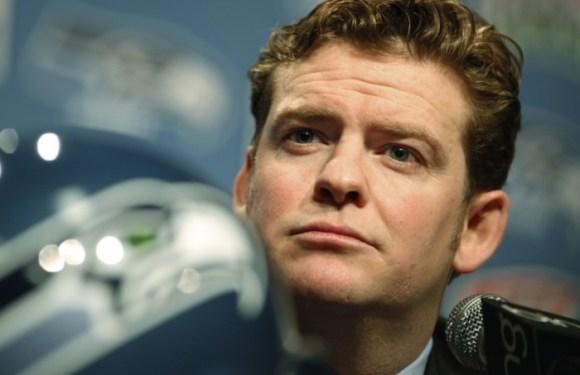 Seattle Seahawks: Hawks Schneider is named NFL's Top GM