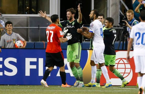 Seattle Sounders FC Preview:  With a win in hand, the Rave Green travel to Honduras to close out the series and the bracket agaisnt C.D. Olimpia.