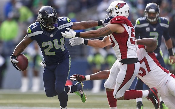 Palmer's 3 TDs sink the Seahawks hopes for NFC West, Cardinals win 39-32