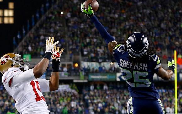 SSU congratulates 2015 Pro Bowl selection: Seahawk CB Richard Sherman