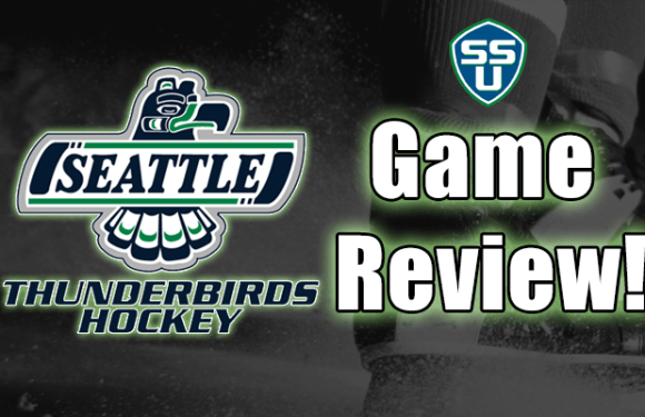 Short-handed Thunderbirds humbled by Prince George Cougars, lose 6-2