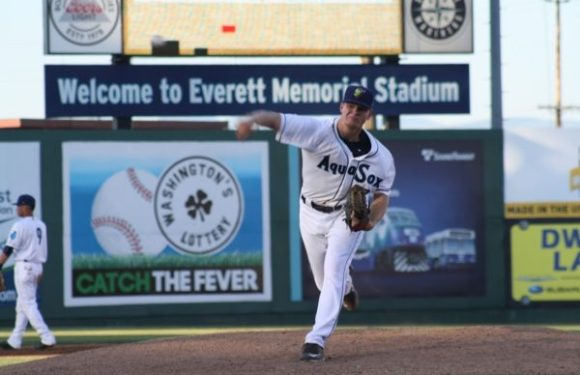 AquaSox: Catching up with Former Frog Brandon Miller