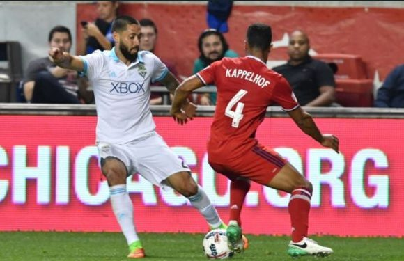 Sounders get drilled by Chicago, lose to the Fire 4-1
