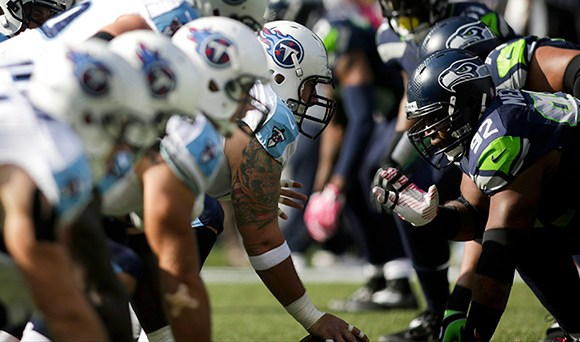 Seahawks head to Tennessee to take on a tough new Titans offense