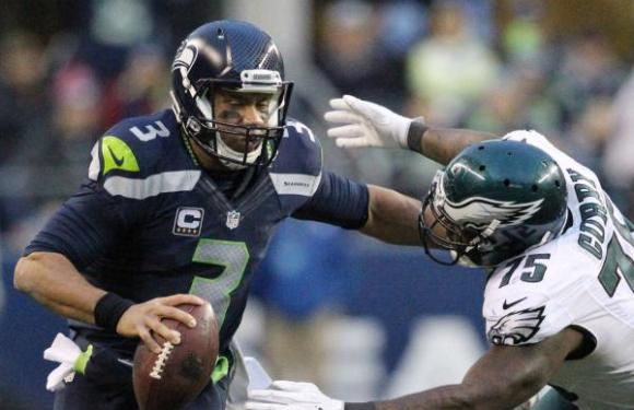 Seahawks soar past Eagles