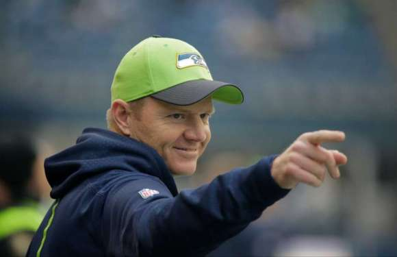 Daryll Bevell may have seen his last days as a Seahawk offensive coordinator