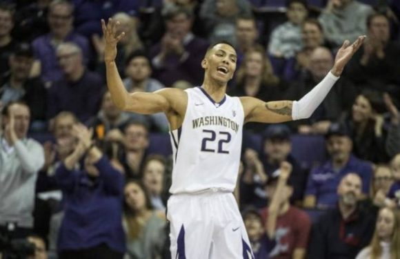 Thybulle drops 18 as Huskies beat down Cougars 80-62