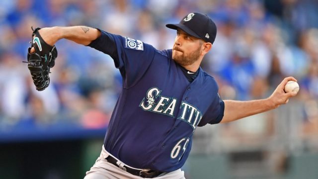 "Mariners In-Depth Analysis: James ""Big Maple"" Paxton"