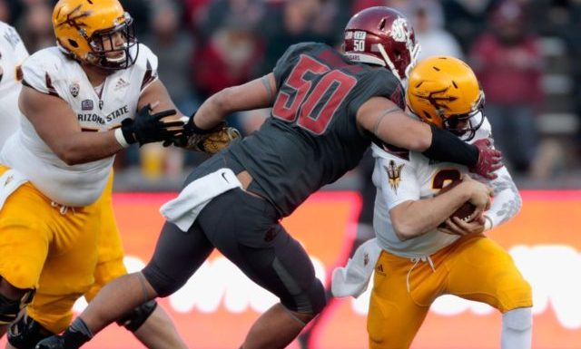 Washington State Cougars draft prospects 2018