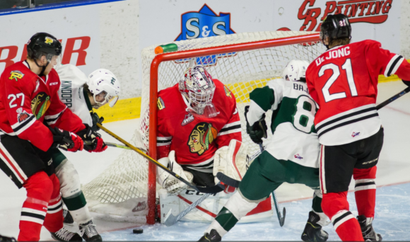 Silvertips fall to Portland 5-2